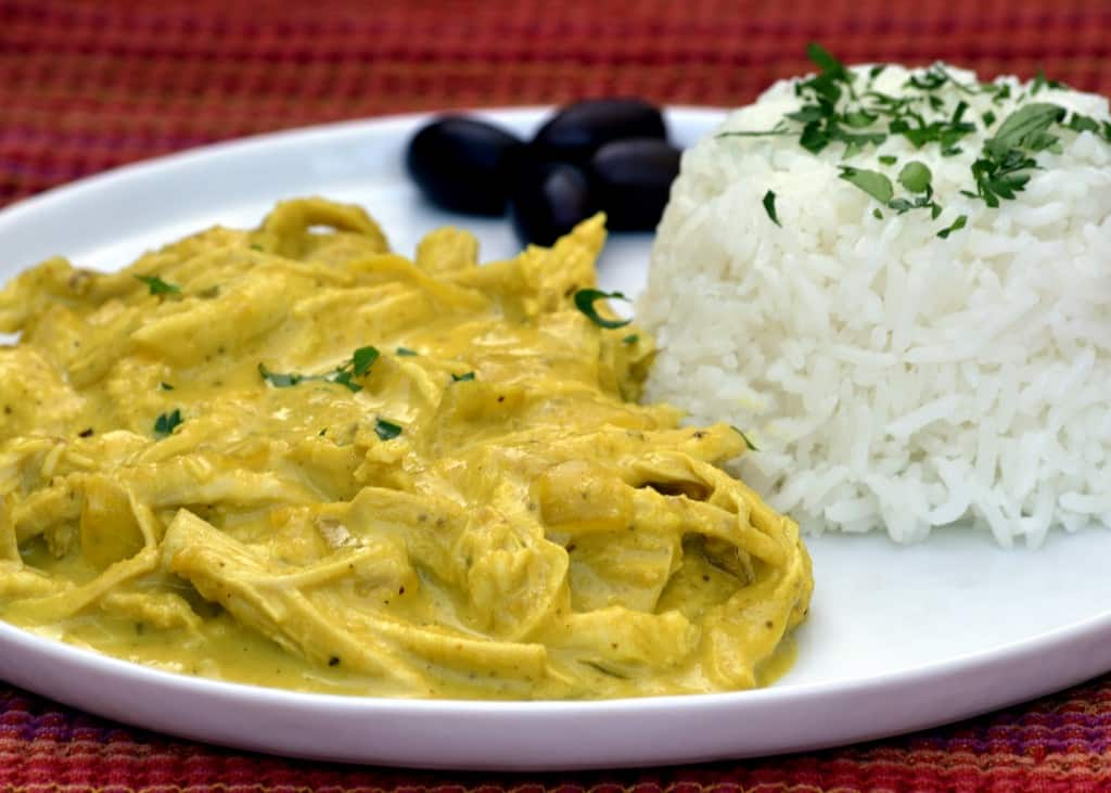 aji de gallina gastronomie peruvienne