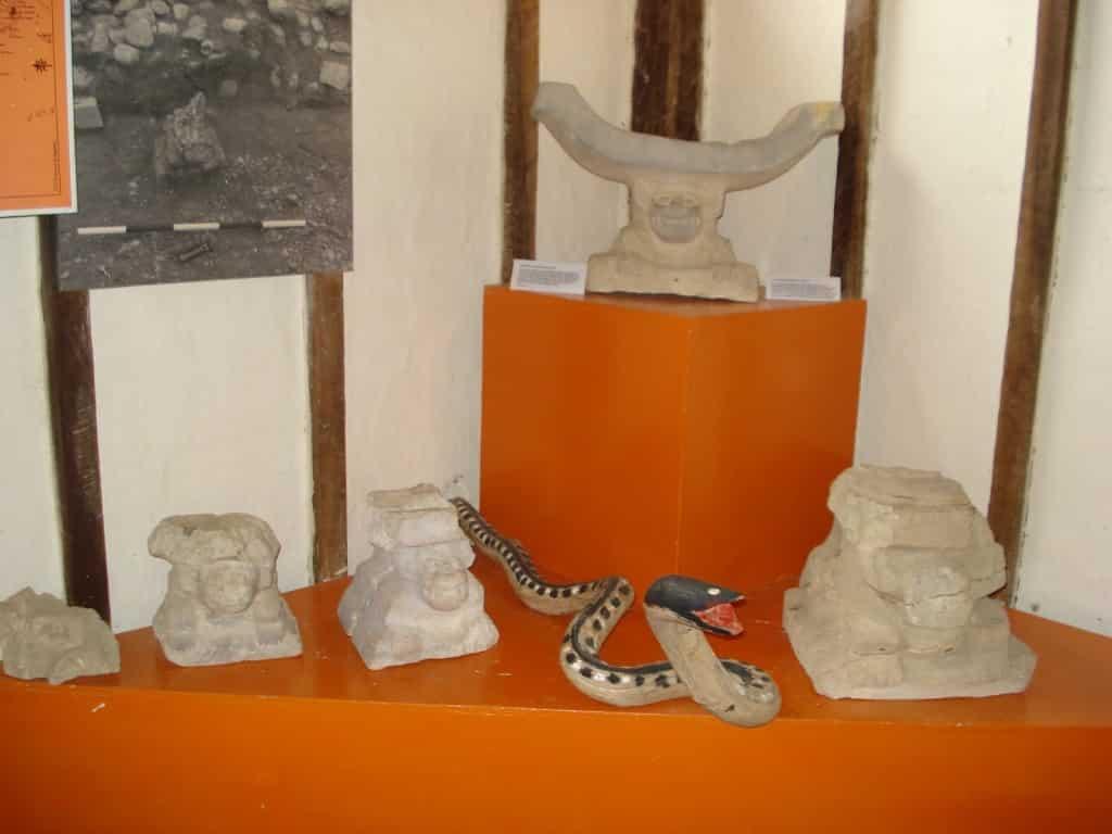 Musée agua blanca, Equateur / Photo : museos.arqueo-ecuatoriana.ec