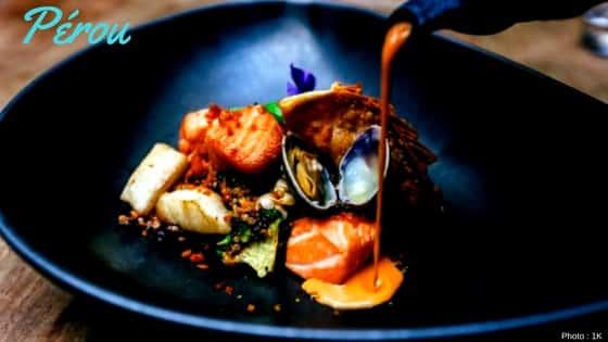 Gastronomie Pérou