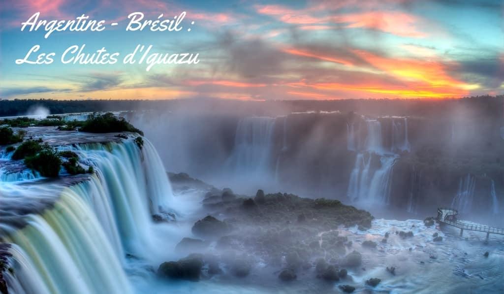 Article De Blog Sur Les Chutes D'iguazu, En Argentine