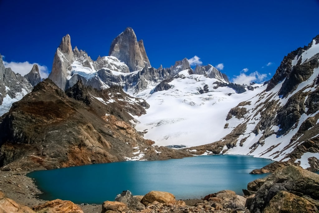 Patagonie - Fitz Roy, Cerro Chaltèn