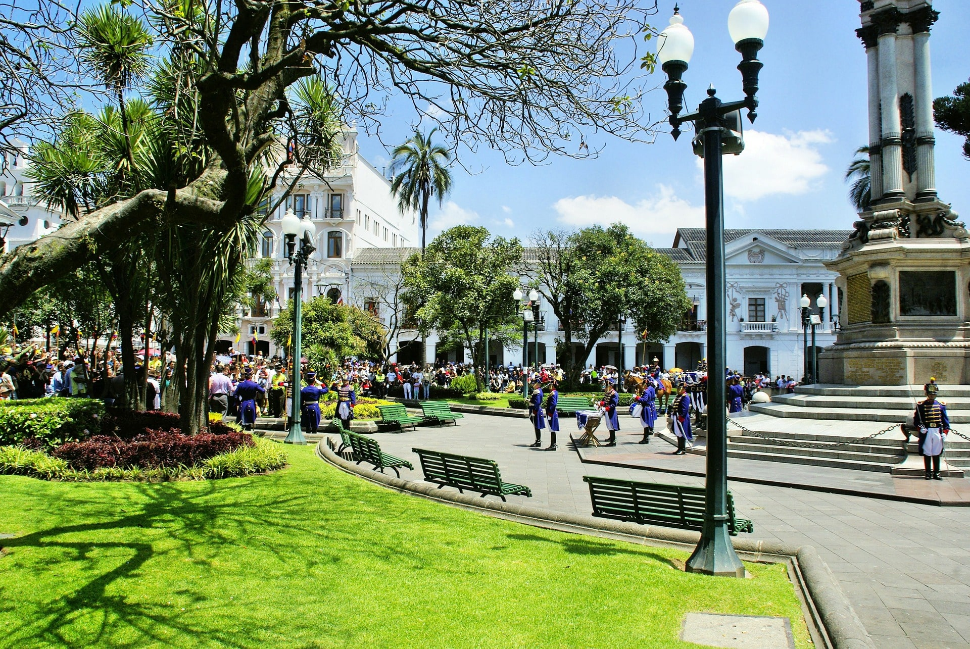 Place independance Quito