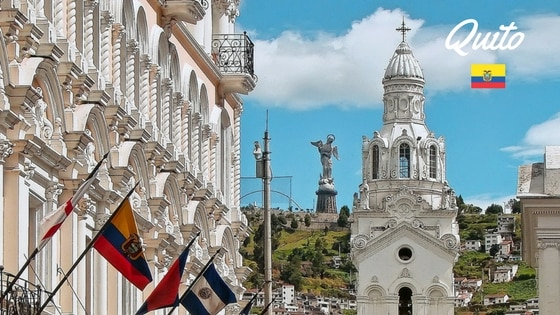 QUITO, JOYAU DES ANDES