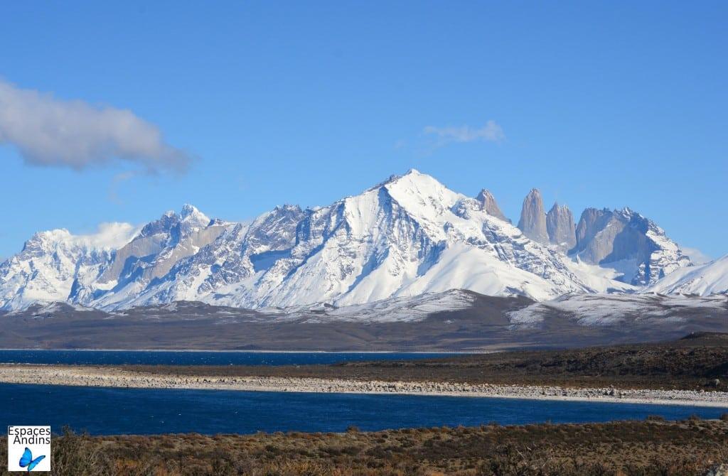 Le Parc National Torres del Paine, au Chili / Photo : Espaces Andins