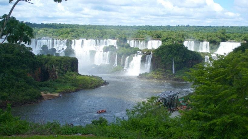Les chutes d'Iguazu // Photo : Espaces andins
