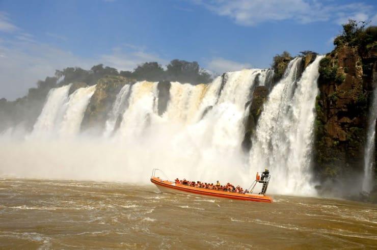 Chutes d'Iguazu - Zodiac