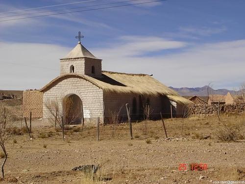 Eglise de la Quiana