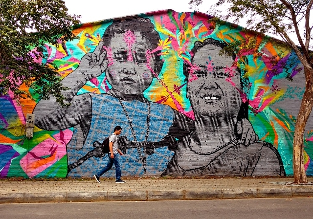 Medellin / Photo : I support street art