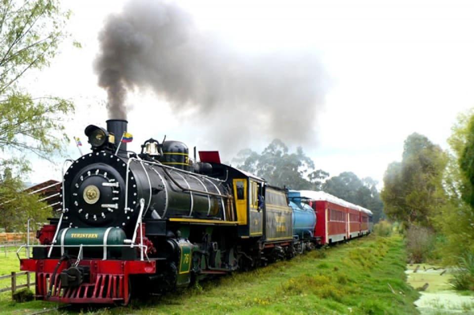 Train de la Savane, au départ de Bogota