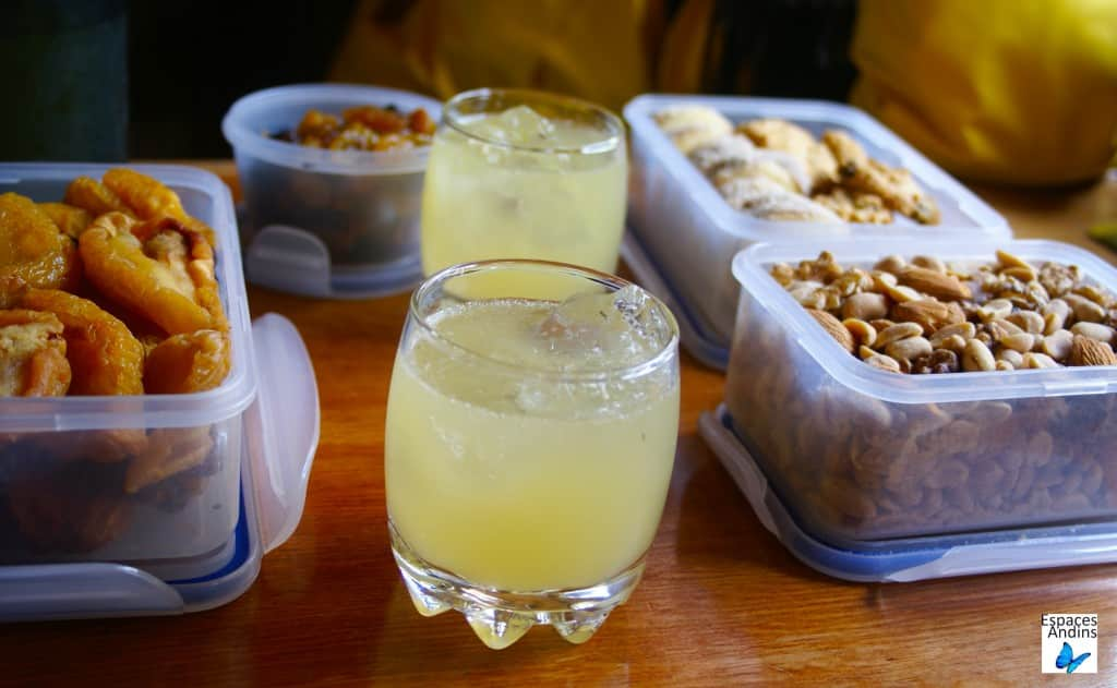 Pisco Sour / Photo : Espaces Andins