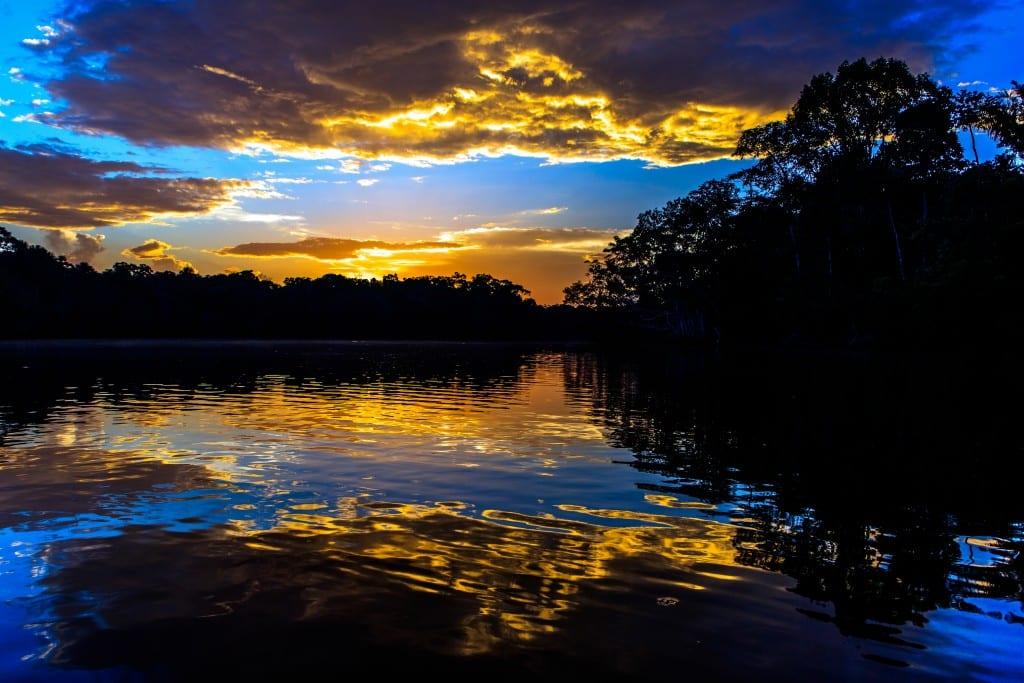 amazonie equateur