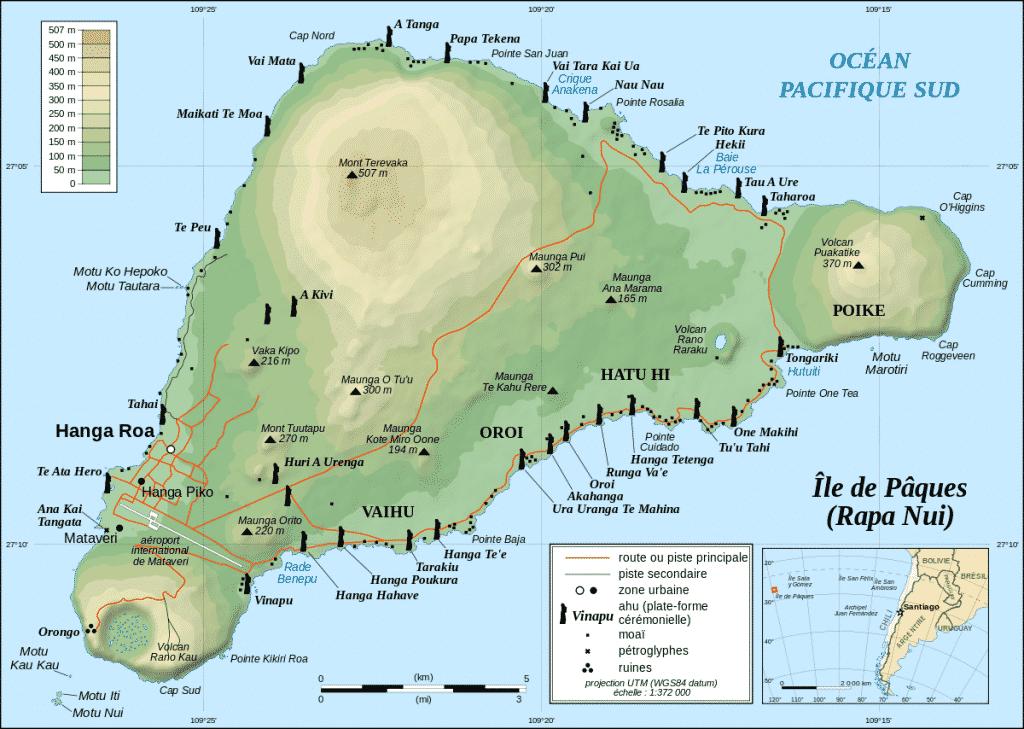 Ile de Pâques