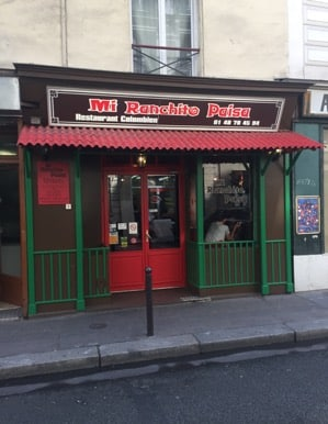 Mi Ranchito Paisa, Paris Photo : Espaces Andins