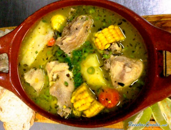 Sancocho Colombie / Photo : recetasgratis.net