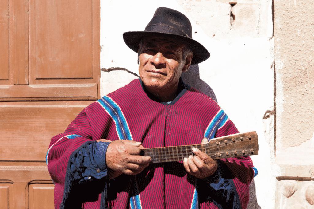 Marché de Tarabuco, Bolivie / Flickr/ Vincentraal