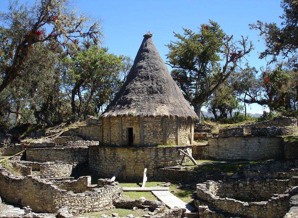 La citadelle de Kuelap, nord Pérou