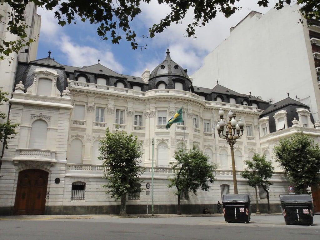 Palacio Perada, Buenos Aires