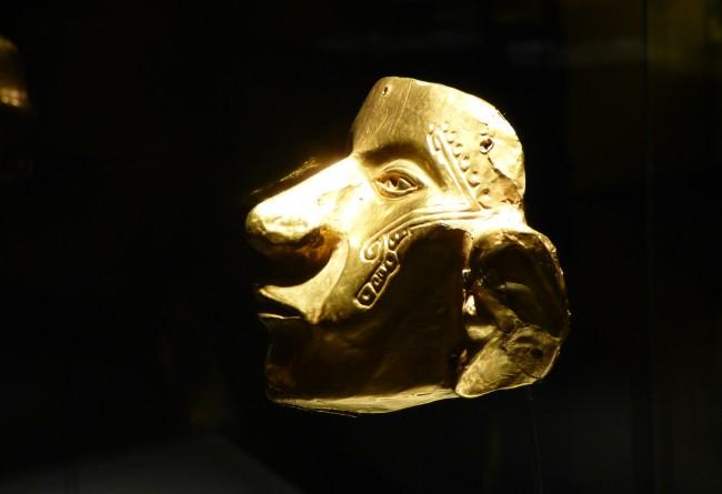 Musée De L'or, Bogota, Colombie