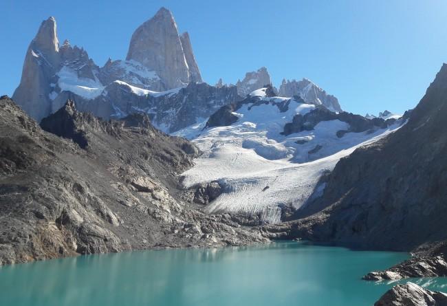 El Chalten Et La Laguna De Los Tres, Patagonie Argentine