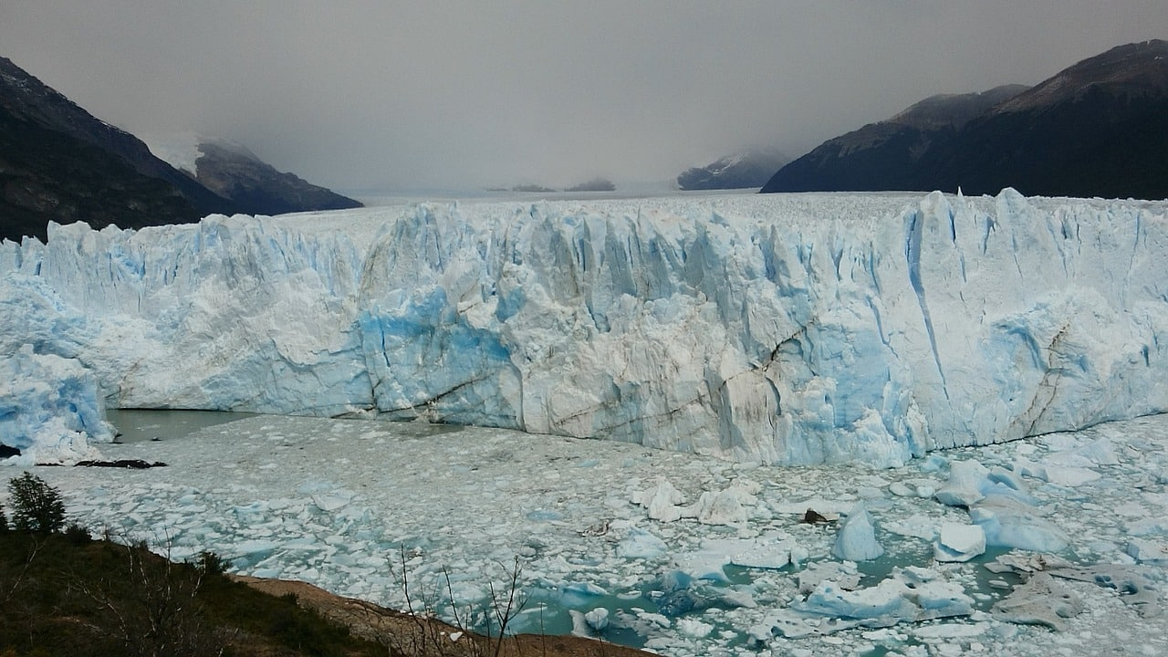 L'imposant Glacier Perito Moreno, Patagonie Argentine