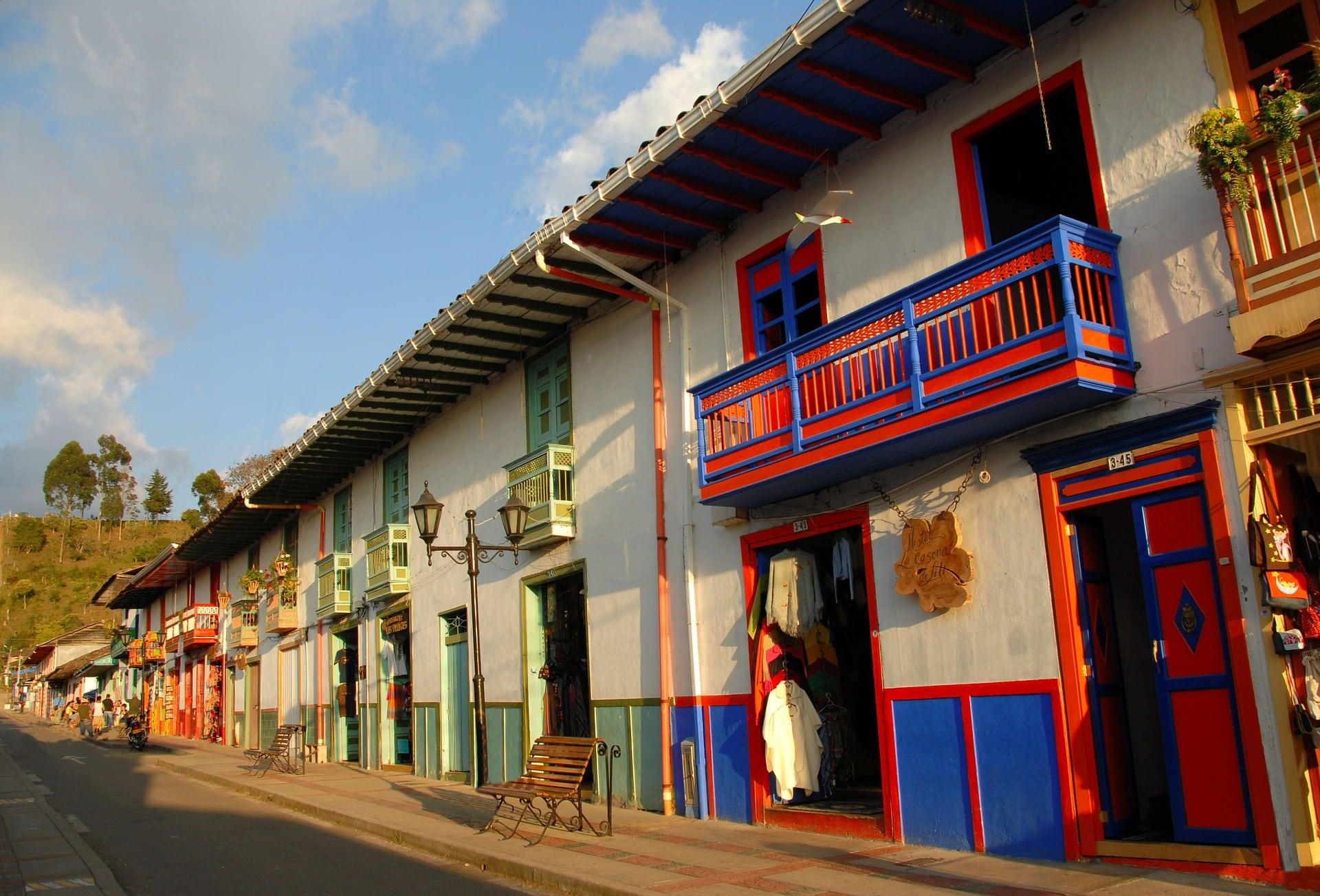 Bogota, La Région Du Café Et Les Plages Des Caraïbes