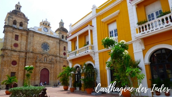 Article De Blog Sur Carthagene Des Indes, En Colombie