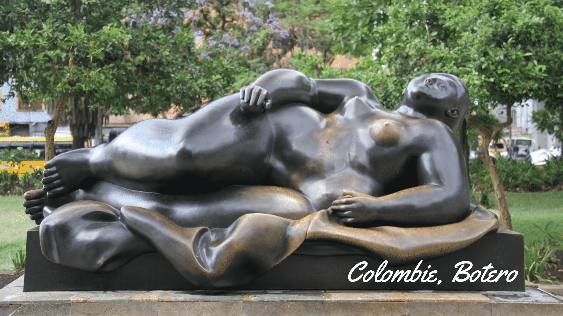 La Colombie De Botero