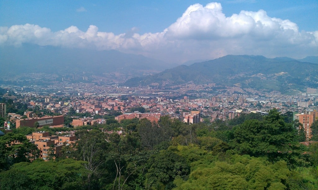 Medellin-Colombie