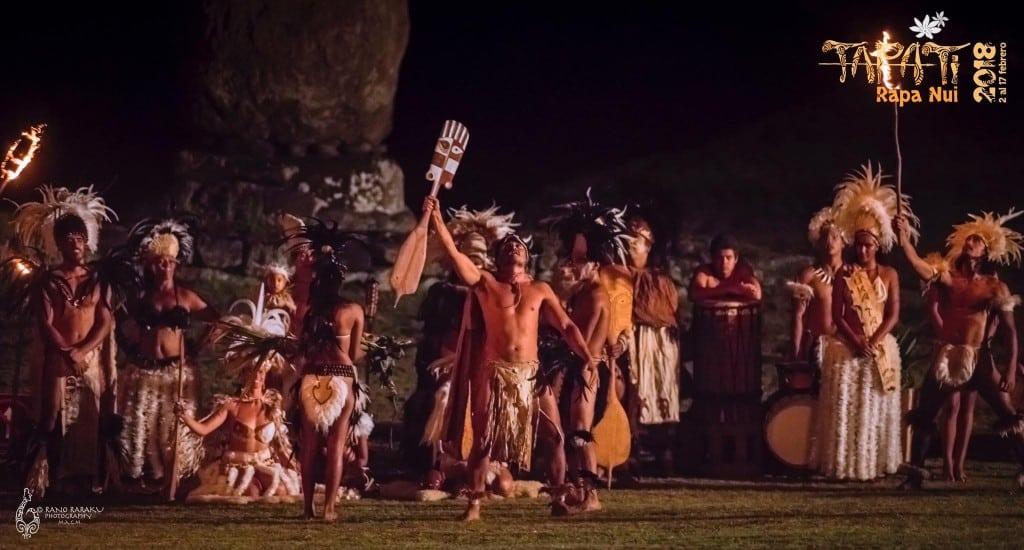 Photo : Tapati Rapa Nui Oficial