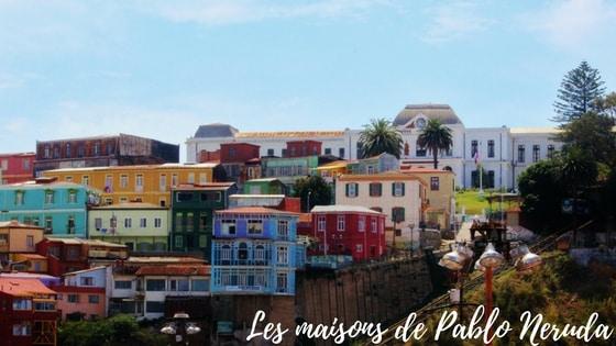 Les Maisons De Pablo Neruda…