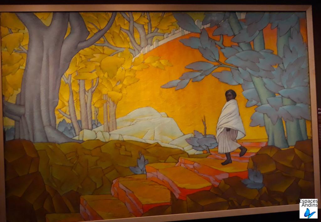 Peintures des lointains // Musée Quai Branly - Jacques Chirac