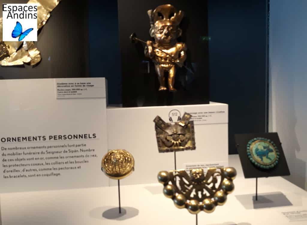 Ornements personnels // Musée du Quai Branly - Jacques Chirac