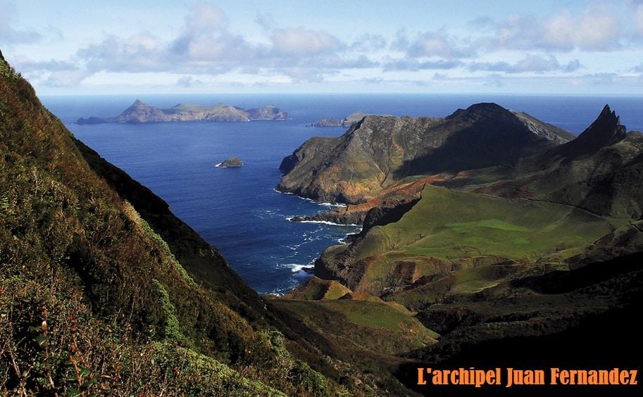 Pourquoi Visiter L'archipel Juan Fernandez Au Chili
