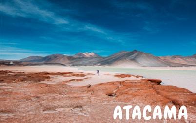 6 Raisons De Visiter Le Désert D'Atacama ?