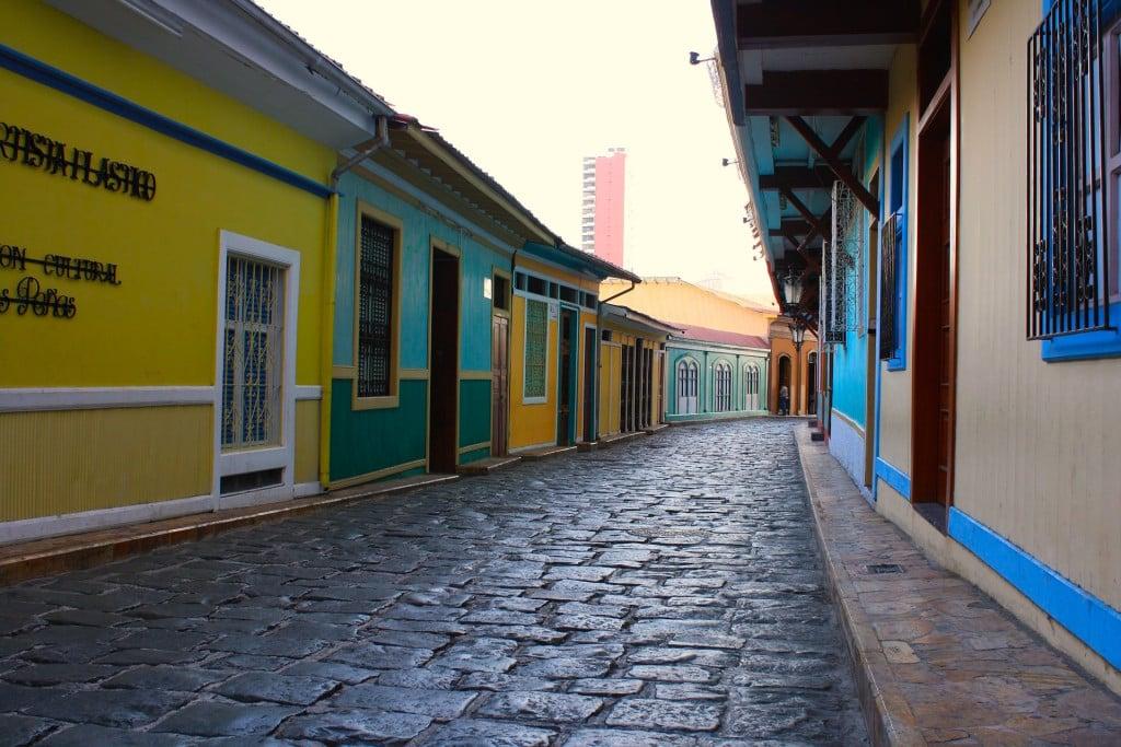 Quartier Las Penas à Guayaquil