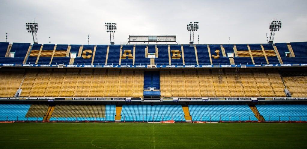 Le stade de Boca Juniors