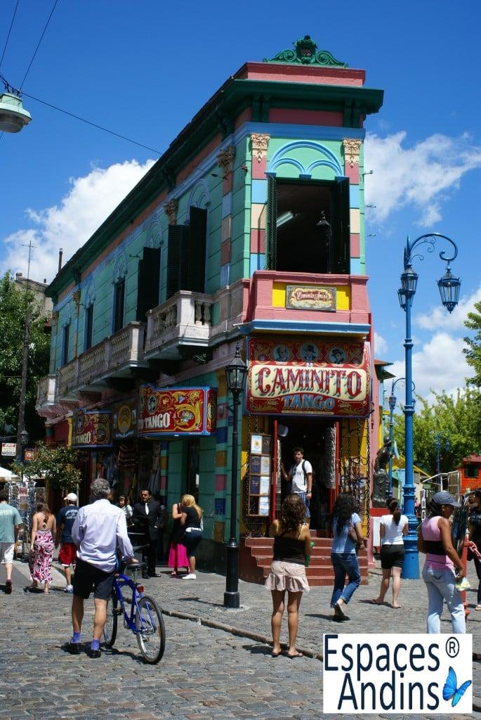 Caminito / Photo : Espaces Andins