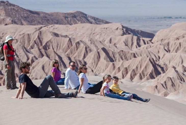 Atacama En Famille La Vallée De La Lune