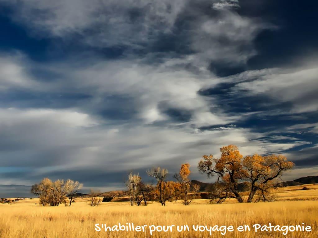 Comment S'habiller Pour Partir En Voyage En Patagonie ?