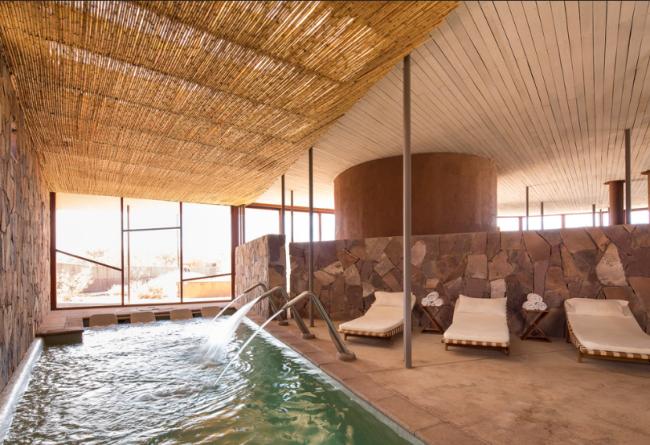 Piscine Hotel Atacama
