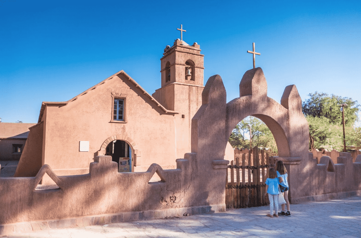 San Pedro De Atacama Au Chili