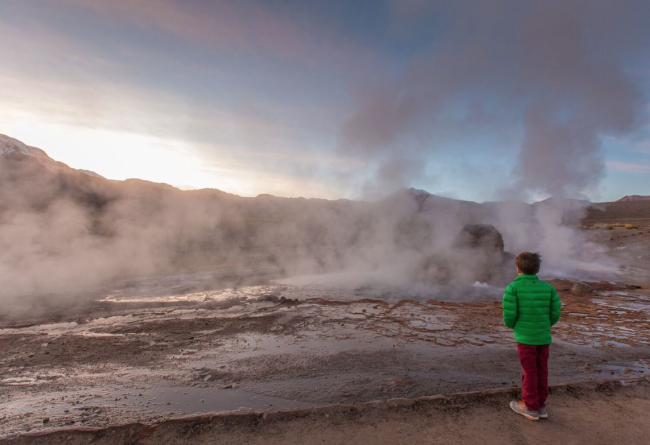 Famille Geysers