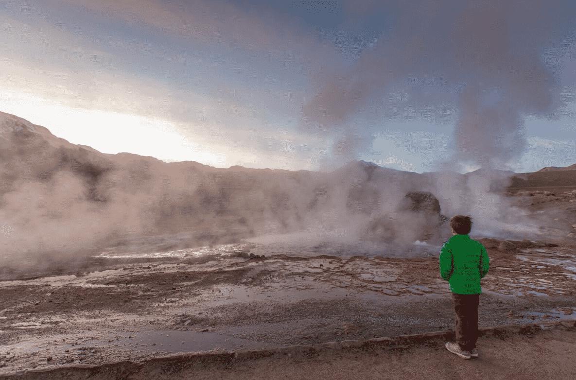 Les Geysers San Pedro De Atacama