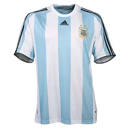 Maillot équipe d'Argentine
