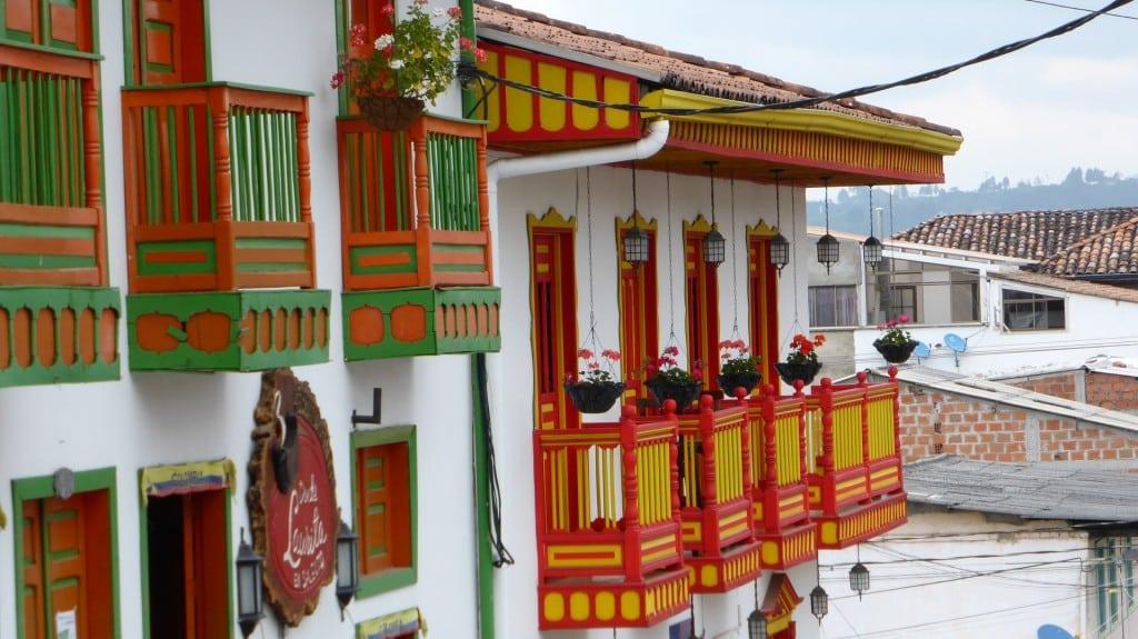 Salento, Colombie