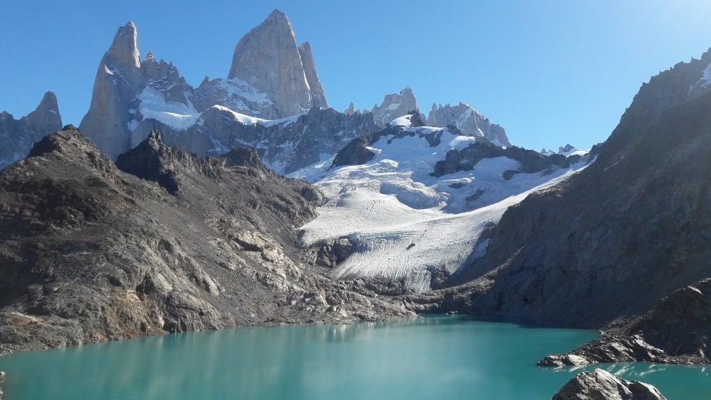 La Laguna de los tres à El Chalten