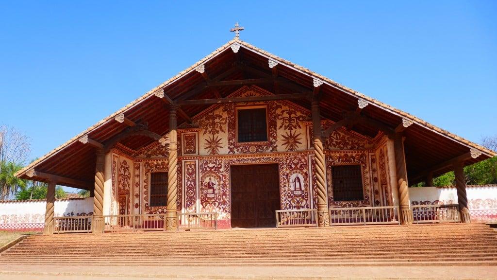 La mission jésuite San Rafael