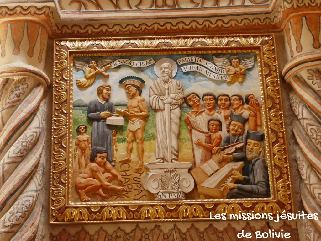 Les Missions Jésuites En Bolivie