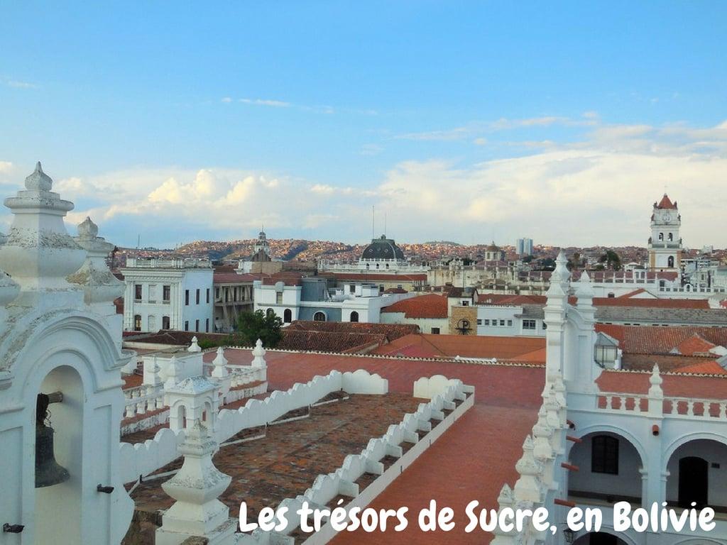 Les Trésors De La Ville De Sucre, En Bolivie