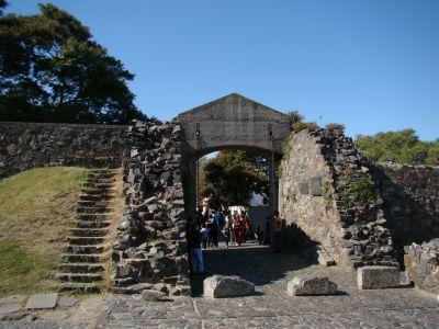 La porte de la citadelle, Colonia del Sacramento, Uruguay Photo : Portal de colonia.com.uy